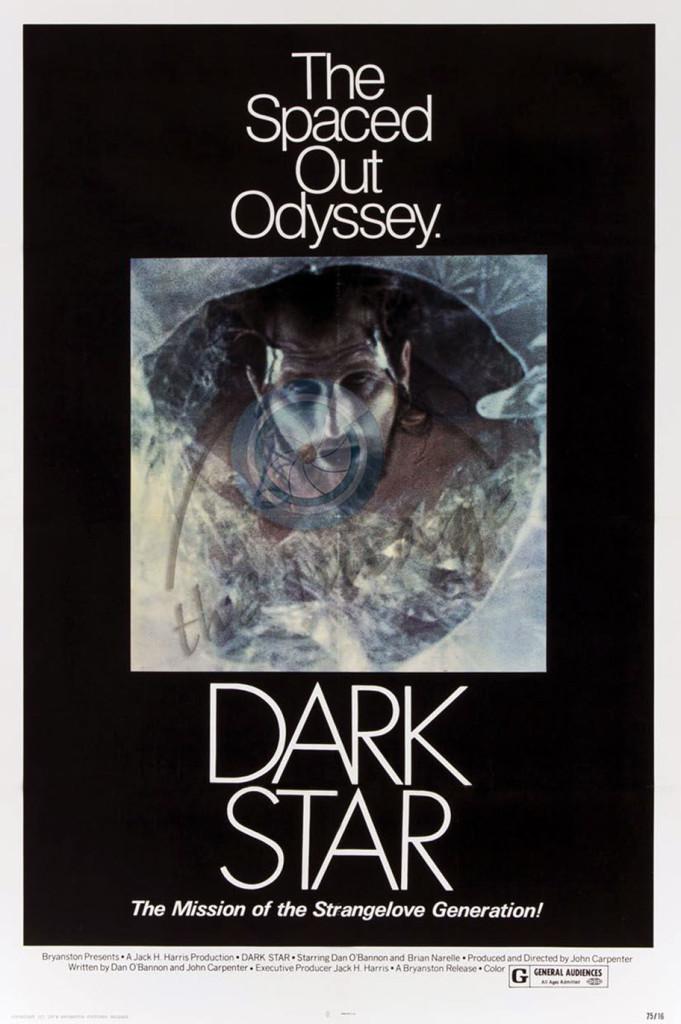 Dark Star The Official John Carpenter