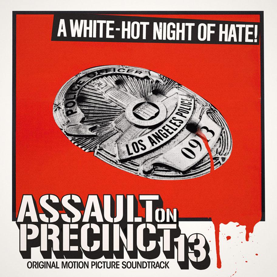 Assault on Precinct 13 Soundtrack – The Official John Carpenter
